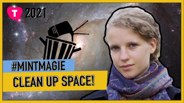Vorschaubild zur Session 'Clean up Space!'