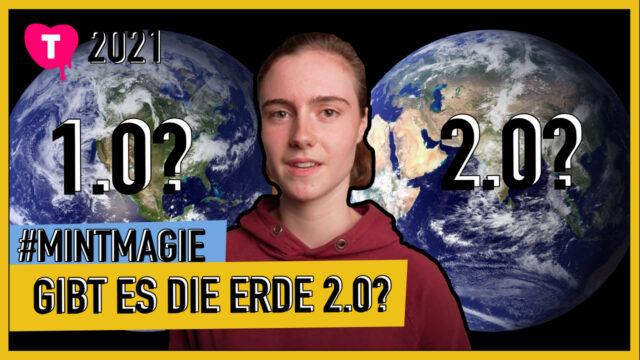Vorschaubild zur Session 'There's no Planet B - Dann eben Erde 2.0!?'