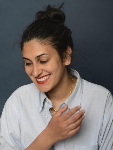 Profilbild von Aida Baghernejad