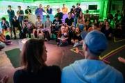 TINCON - teenageinternetwork convention - Das Festival für digitale Jugendkultur am 23. Juni 2017 Im Kraftwerk in Berlin-Mitte. Foto: Gregor Fischer/TINCON