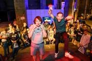 TINCON - teenageinternetwork convention - Das Festival für digitale Jugendkultur am 24. Juni 2017 Im Kraftwerk in Berlin-Mitte. Foto: Gregor Fischer/TINCON