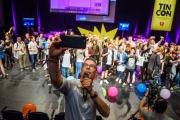 TINCON - teenageinternetwork convention - Das Festival für digitale Jugendkultur am 19. Mai 2017 auf Kampnagel in Hamburg. Foto: Gregor Fischer/TINCON